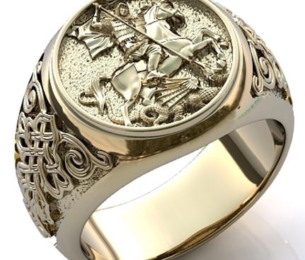 Изготовление перстней и печаток на заказ из золота в СПб   ЗОЛОТО ... 312821d0f5c